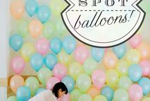 Backdrops for photo booths