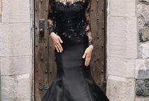 衣裳 - black dress