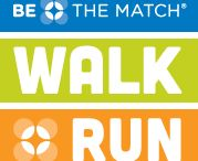 Donate Time and money to worthy causes / Be the Match Walk