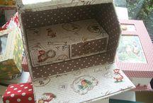 Boxes- paper+
