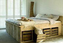 DIY Bett Bed Lit