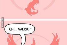 Valor Mystic and Instinct
