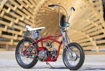 E-bikes&Gas bikes