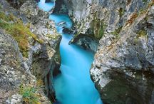 Water-rich Slovenia / Slovenia is one of the most water-rich countries in Europe. It has 27,000 km of rivers, streams and other watercourses. It also has numerous thermal springs and mineral springs, and a large number of aquifers.