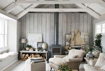 Scandinavian lounge
