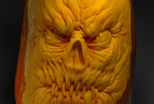 "you don't know ""jack"" about Pumpkin carving / examples of excellent pumpkin carving to stir ideas / by timjordan"
