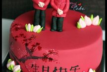Chinese Cakes