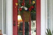 New Front Door / by Katie Uhlenkott Keeton