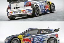 Wrc cars