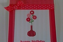 Cards I've Made / This is a collection of cards and other papercrafting items that I've made using Stampin' UP! products.