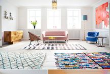 Décoration salon / Design scandinave