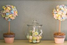 Easter Decor Ideas / by Heather Rasmus