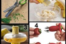Cooking gadgets!