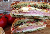 Souper Sandwiches (Soup & Sandwiches)