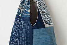 torby z jeansów