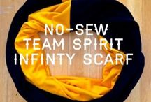 DIY Scarves / by Karen Merrick Videgar
