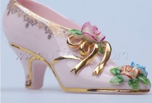 Vintage Glass Slippers / by Karin Metheny