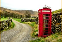 Telephone&Mail. / Puhelinkioskit,postilaatikot.