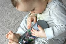 Sensory bottles / by Ashley Menefee