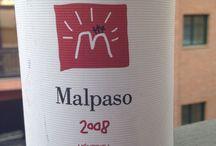 Mis Vinos / Los vinos que voy probando