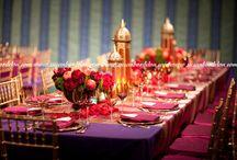 Arabian Nights themed wedding seating plans / Our blog has more Arabian Nights ideas! http://www.toptableplanner.com/blog/arabian-nights-wedding-table-plan