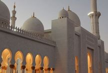 mosques / Islamic architectures / history