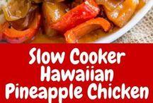 Recipies - slow cooker