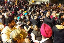 Election Camapign at Faridkot