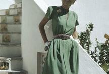 Dresses 1940–1950