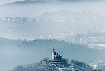 Winter in Bulgaria / The wonderful Bulgarian winter