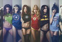 Captain America Shirt - boudoir