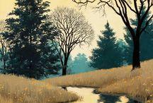 Art - Nature, People & Landscape