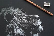 artwork insp lion