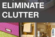Clutter Not