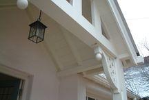 porches/front doors