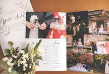 結婚式(プロフィールブック)