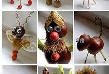 nature - chestnuts