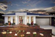 New home designs / by Kirsten Wilson