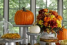 Fall Decor / My very favorite season!!!
