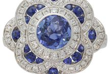 Sophisticated Sapphire / Sapphire, gem of the sky... the royal stone of wisdom and truth. Enjoy the beauty of this magnificent gemstone and wear it with love and pleasure...