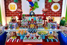 Festa Mario bros / Festa super mario bros