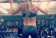 February 2015 Back Challenge / by GORGO Women's Fitness Mag