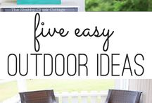 Outdoorsy / Outdoors, Gardening / by Samantha Richardson