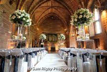 Ian Lloyd Events Ltd & Amy Janes Wedding Designs - Sam Rigby Photography - 17th July 2016 / www.weddingflowerscheshire.co.uk & www.amyjanes.co.uk at the Wedding of Vicky & Barnsey - 17th July 2016 at Peckforton Castle - Sam Rigby Photography (www.samrigbyphotography.co.uk)