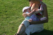 Životný štýl / Dojčenie a životný štýl matky