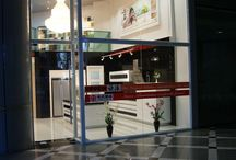 OPPEIN Showroom in Thailand /  High-end Kitchen Cabinets are displayed in Thailand  OPPEIN Showroom