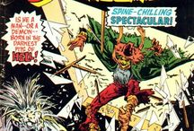 COMICS / Universo Marvel y afines