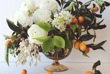 Композиции цветы