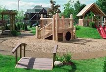 Church Playground Ideas / My church needs a new, safer playground that will last for many years.  Playground ideas, as well as fund raising ideas?