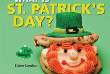 St Patrick's Day / Books, movies and more to help you celebrate St. Patrick's Day